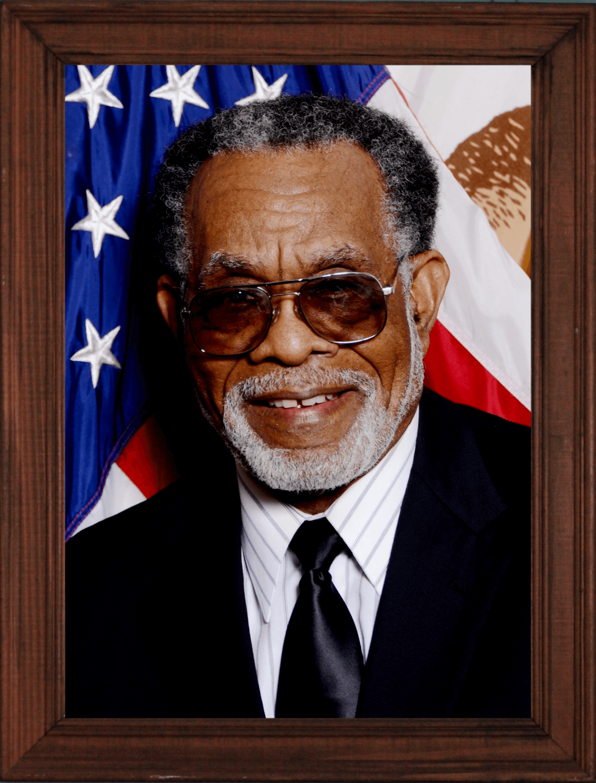 Charley B. Glasper, Council Member