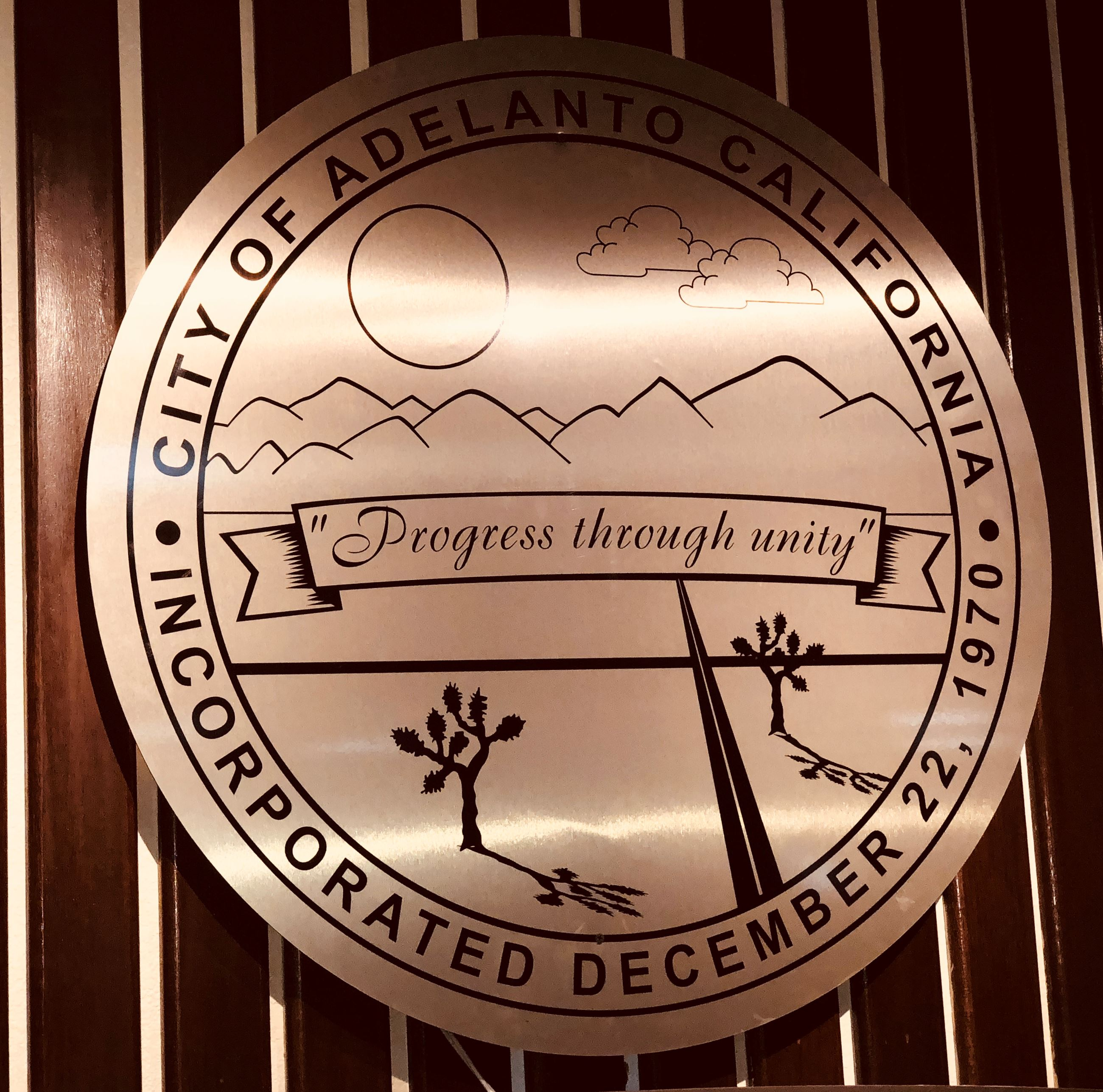 Council Chambers Logo